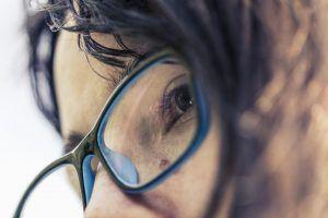 niño gafas