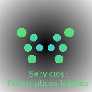 base servicios federopticos Idiakez