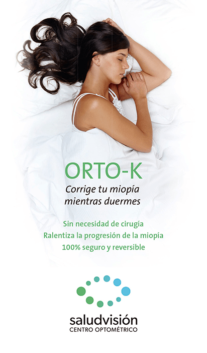 orto-k ortokeratología Federopticos Idiakez