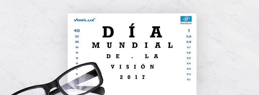 Día Mundial de la Visión 2017 Reto «VISIÓN 2020»