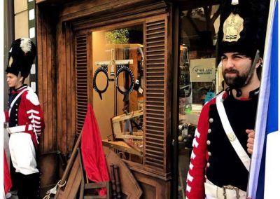 Escaparates federópticos Idiakez Donostia